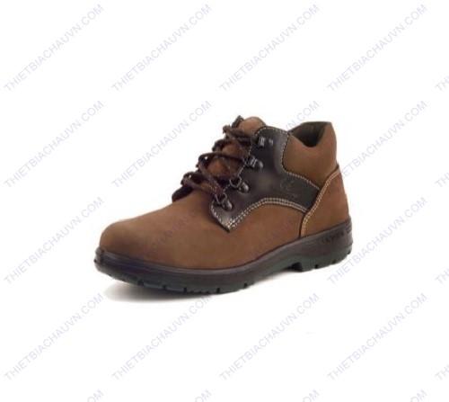 Giày bảo hộ đặc chủng cổ cao chống đâm xuyên chịu lực