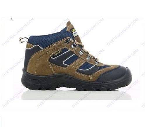 Giày bảo hộ lao động cao cổ mũi bọc thép