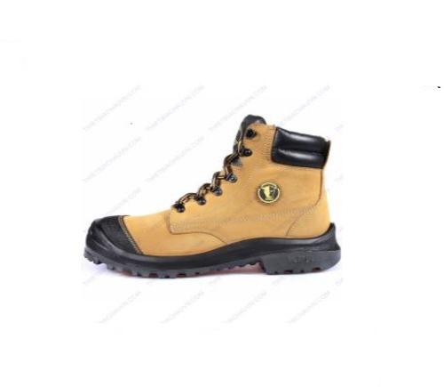 Giày bảo hộ cao cổ chống đâm xuyên và trơn trượt