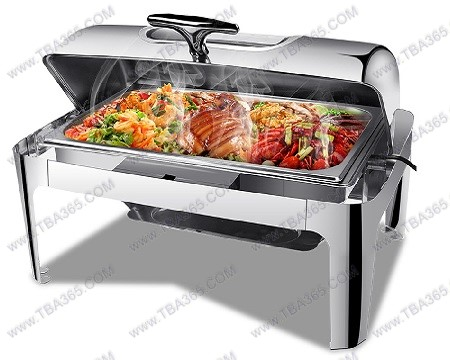 Nồi hâm buffet 01 ngăn cao cấp cho khu tiệc ẩm thực