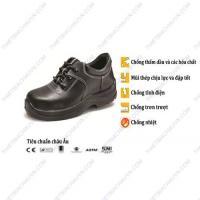 Giày bảo hộ mũi thép chuyên dụng cho công trình