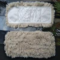 Tấm giẻ lau bụi khô và ướt công nghiệp sợi cotton