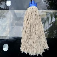 Bông lau thay thế cây lau sàn ướt cổ tròn sợi cotton