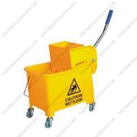 Xe vắt mop cây lau sàn nhà công nghiệp đơn 20 lít