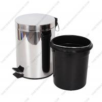 Thùng rác inox dùng cho nhà bếp & phòng tắm