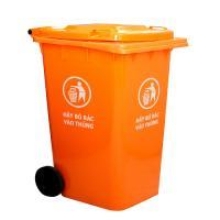 Thùng rác nhựa chuyên dụng trong bệnh viện 240 lít