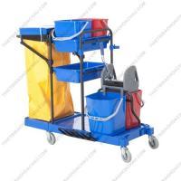 Xe dọn vệ sinh đa năng chuyên dụng trong bệnh viện
