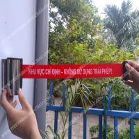 Cột chắn inox gắn tường cao cấp tại Sài Gòn