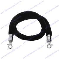 Dây nhung màu đen cho trụ chắn dây trùng cao cấp