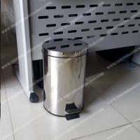 Thùng rác văn phòng 5 Lít kiểu đạp chân
