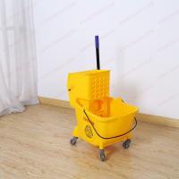 xe ép nước dùng cho vệ sinh sàn tại bệnh viện