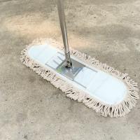 Bộ lau sàn công nghiệp 60cm tấm cotton cao cấp