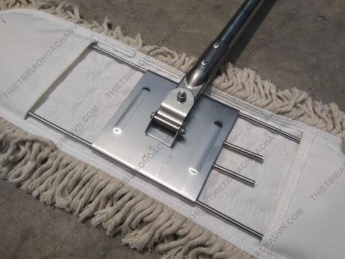 Cây lau bụi khô và ướt sàn nhà công nghiệp sợi cotton