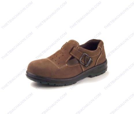 Giày bảo hộ lao động cổ thấp đầu thép chịu lực